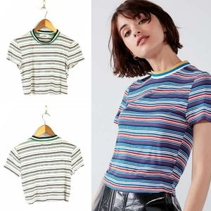 3 for $25-- Project Social T × UO Striped Tee